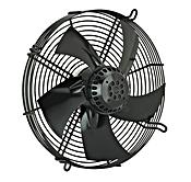 Ac axial fan s2e300 ap02 50 by ebm papst for Ebm papst fan motor